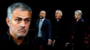 Mourinho sợ ai nhất: Guardiola, Wenger hay Klopp?