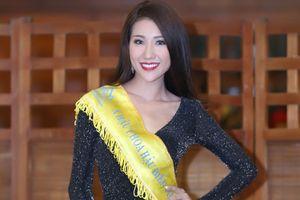 Điều ít biết về Á hậu 1 Hoa hậu Biển Việt Nam