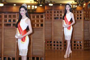 Nhan sắc Hoa hậu Biển Thùy Trang thay đổi sau 2 năm