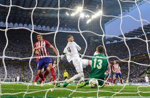 Thắng luân lưu, Real vô địch Champions League