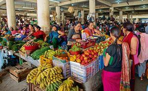 Khám phá những khu chợ kỳ lạ trên thế giới