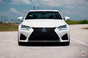 """""""Hàng độc"""" Lexus GS-F lên mâm Vossen cực đẳng cấp"""