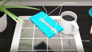 [Kickstarter] Energysquare - tấm bảng sạc không dây, mỏng 5,5mm, sạc thông minh, sạc nhiều thiết bị