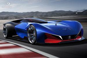 Ngắm xe sạch tương lai của Peugeot