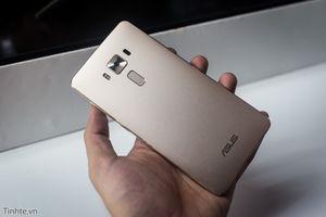 Trên tay ASUS Zenfone 3 Deluxe - vỏ nhôm nguyên khối, Snapdragon 820, 6GB RAM, cam 23MP, giá từ $499