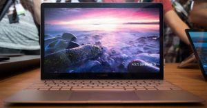 Asus ra mắt laptop mới mỏng và nhẹ hơn cả MacBook