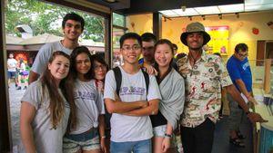 Đánh bại 16.000 ứng viên, nam sinh đất Cảng vào trường cạnh tranh nhất nước Mỹ