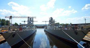 Nga muốn bán tàu chiến Gepard 3.9 cho nhiều nước khác