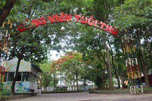 'Xót xa' công viên tiền tỷ bỏ hoang giữa khu đô thị hoành tráng