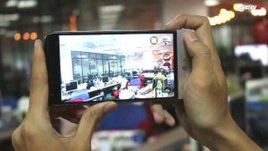 Module CAM plus bản thương mại đầu tiên dành cho LG G5 tại Việt Nam