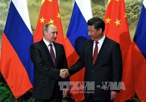 Nga, Trung Quốc ký hơn 30 thỏa thuận hợp tác