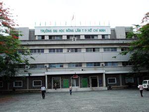 ĐH Nông lâm TP HCM buộc thôi học gần 1.000 sinh viên