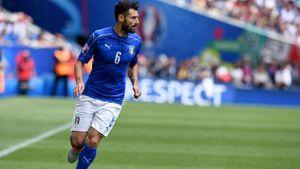 Italy nhận hung tin trước 'đại chiến' Tây Ban Nha