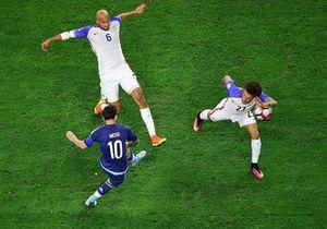 """Messi: """"Trùm"""" của những đường chuyền dọn cỗ"""