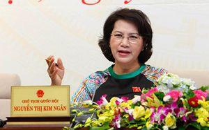 'Lập trường Quốc hội về chủ quyền biển đảo không thay đổi'
