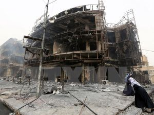 Đánh bom liều chết vào chốt an ninh ở Baghdad, ít nhất 10 người chết