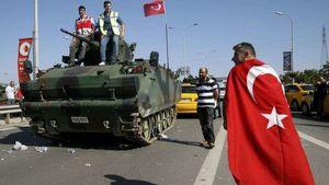 Thổ Nhĩ Kỳ sẽ giải tán lực lượng cận vệ của tổng thống