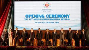 ASEAN và phép thử biển Đông