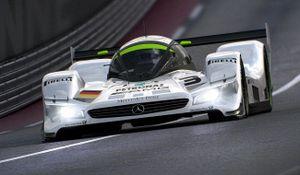 Mercedes sắp ra mắt 'vua siêu xe' R50 cạnh tranh Bugatti Chiron