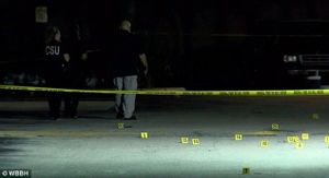 Hiện trường xả súng ở hộp đêm Mỹ, gần 20 thương vong