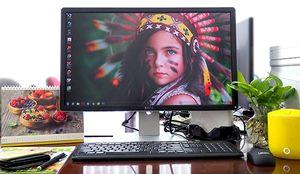 Màn hình Dell P2416D: đơn giản và tiện dụng