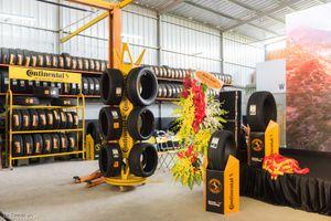 Continental Tires khai trương hệ thống chăm sóc lốp xe tại Việt Nam