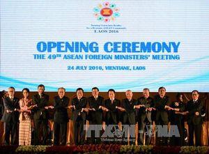 Ngoại trưởng ASEAN ra Tuyên bố hết sức quan ngại vấn đề Biển Đông