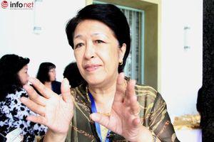 Bà Tôn Nữ Thị Ninh: 'Trung Quốc không thể phủi tay với thế giới'