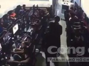 Nam thanh niên bị 3 đối tượng xông vào đâm tử vong trong quán net
