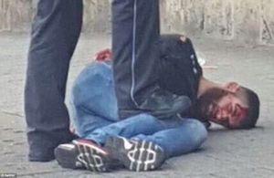 Tấn công kinh hoàng ở Đức: Đối tượng di cư Syria chém tử vong một phụ nữ mang thai - VIDEO