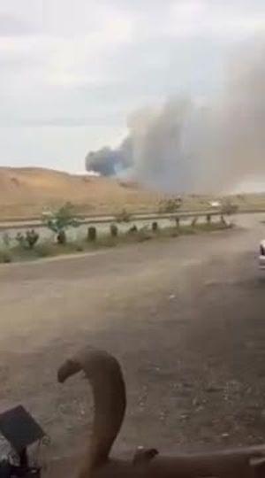 Nổ lớn ở nhà máy sản xuất vũ khí Azerbaijan