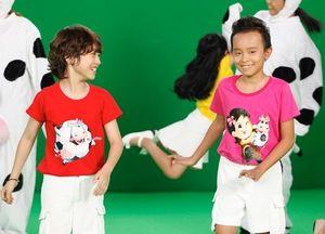 Hồ Văn Cường, Gia Khiêm không chịu về khi quay MV kỉ niệm 'Vietnam Idol Kids'