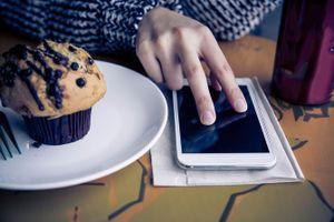Điện thoại thông minh - một nguyên nhân khiến bạn béo phì