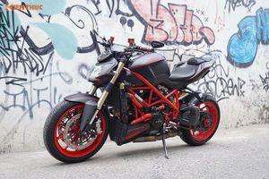 """Ducati Streetfighter 848 siêu chất với """"đồ chơi khủng"""" tại VN"""