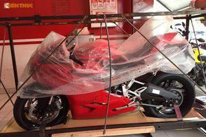 Ducati 959 Panigale bản Thái về Việt Nam giá gần 600 triệu
