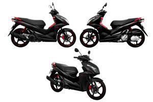 Suzuki Việt Nam bổ sung màu đen mờ cho Impulse 125 FI, giá không đổi - 31,5 triệu