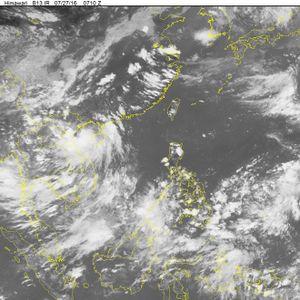 Từ chiều tối nay, Nam Quảng Ninh đến Bắc Thanh Hóa ảnh hưởng trực tiếp bão số 1