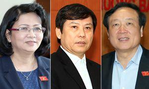 Chánh án TANDTC Nguyễn Hòa Bình: 'Bảo vệ công lý, quyền con người'