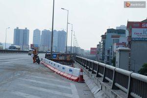 Hà Nội: Những nguy hiểm cận kề trên cầu cạn vành đai 3 sau vụ ô tô lao xuống đất