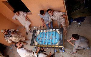Chiến trường đánh phiến quân IS nóng hầm hập ở Sirte