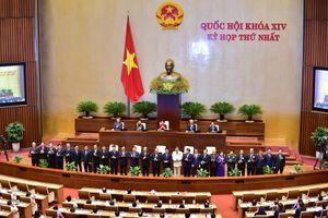 Chính thức công bố các thành viên Chính phủ nhiệm kỳ 2016-2021