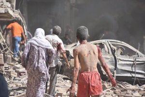 Đánh bom khủng bố man rợ ở Qamishli, 44 người thiệt mạng