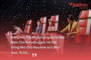 Noo - Nhi và những màn đối đáp 'siêu chặt chém' trong tập đầu tiên Giọng hát Việt nhí 2016