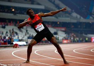 Usain Bolt lạc quan sẽ bảo vệ bộ ba HCV tại Olympic Rio