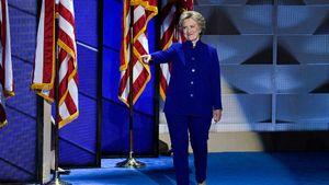 Hillary Clinton tiếp nhận đề cử của đảng Dân chủ trong thời khắc lịch sử của nước Mỹ