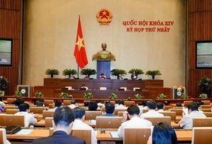 Chủ tịch Quốc hội phát biểu bế mạc Kỳ họp thứ Nhất, Quốc hội khóa XIV