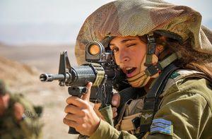 Vẻ đẹp chết người của các hogirl Quân đội Israel