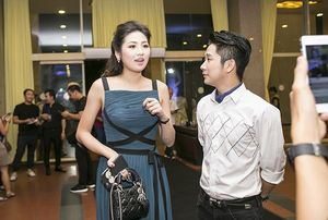 Á hậu Tú Anh lần đầu công khai bạn trai đại gia trẻ tuổi
