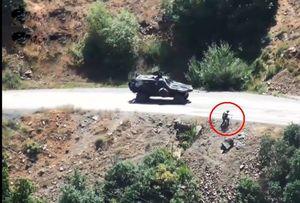 PKK phục kích phá xe bọc thép của Quân đội Thổ Nhĩ Kỳ
