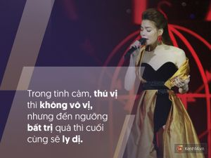 Hồ Ngọc Hà: 'Vì bất trị nên cuối cùng phải ly dị'